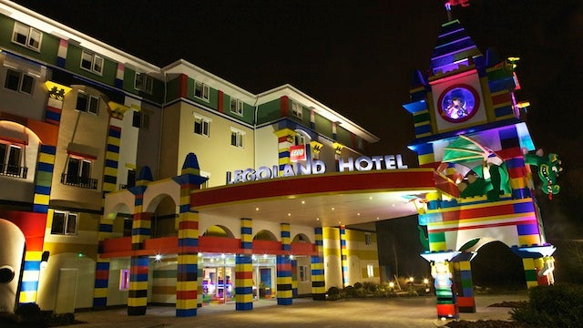 Lego is building an actual hotel (only partially out of Legos)