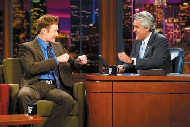 Poker Strategies for Team Conan O'Brien