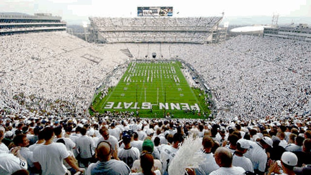 For Some Strange Reason, Penn State Is Now Worried About Fundraising