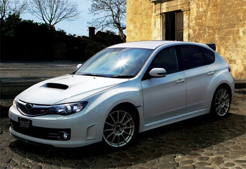 20th Anniversary Subaru Impreza WRX STi Revealed For Japan