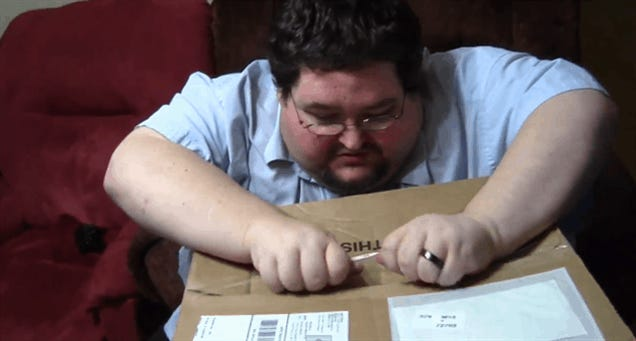 Watch A Guy Unbox A Real PS4