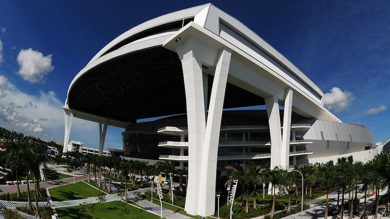 The Marlins Are So Bad, Businesses Don't Want To Open Nearby