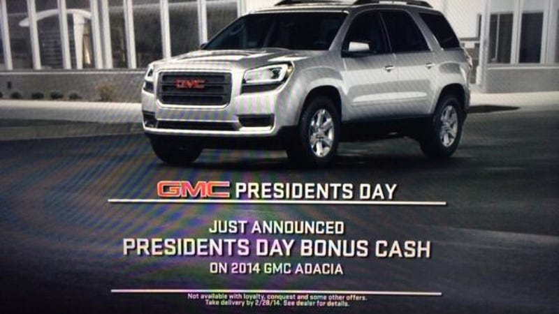 All Hail The Brand New GMC Adacia