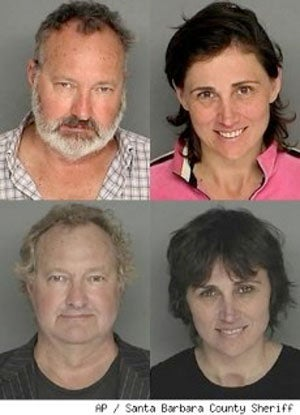 What Made Randy and Evi Quaid Lose Their Shit?