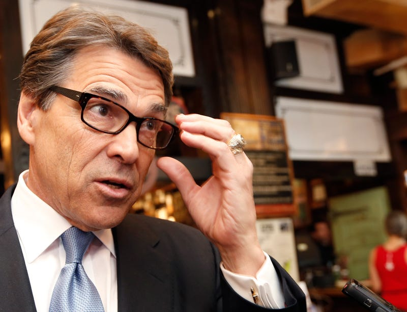 Rick Perry Is an Even More Dangerous Economic Moron Than We Thought