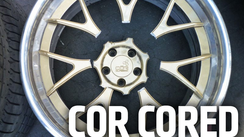 This Guy's Wheel Self-Destructed And The Company Who Made It Is Blaming Him