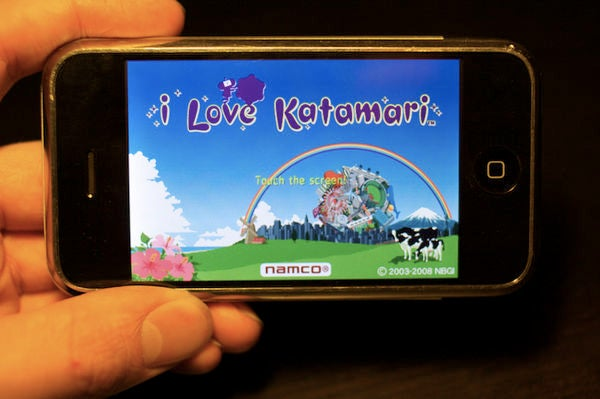 Update Fixes Katamari For iPhone's Slow Performance, Controls