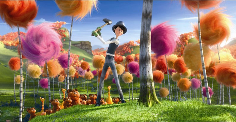 The Lorax stills