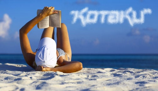 Kotaku's 2009 Summer Reading List