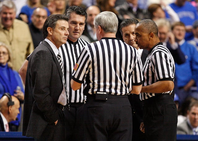 Why Exactly Do Rick Pitino And John Calipari Hate Each Other?