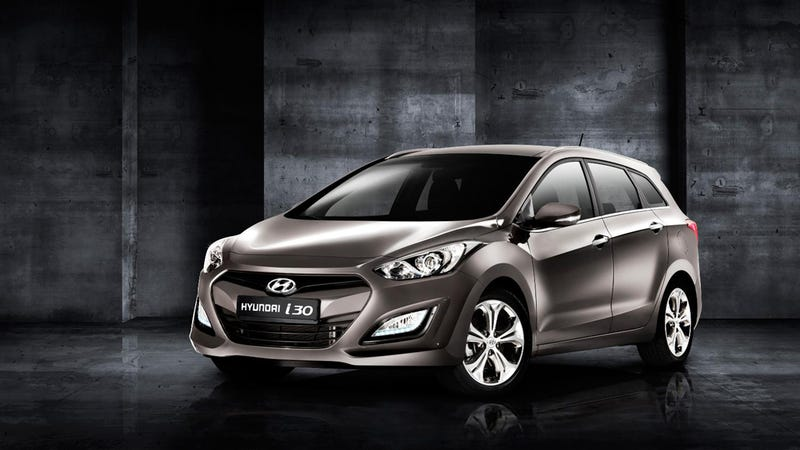 The Hyundai i30 Wagon: Germany Builds A Hyundai