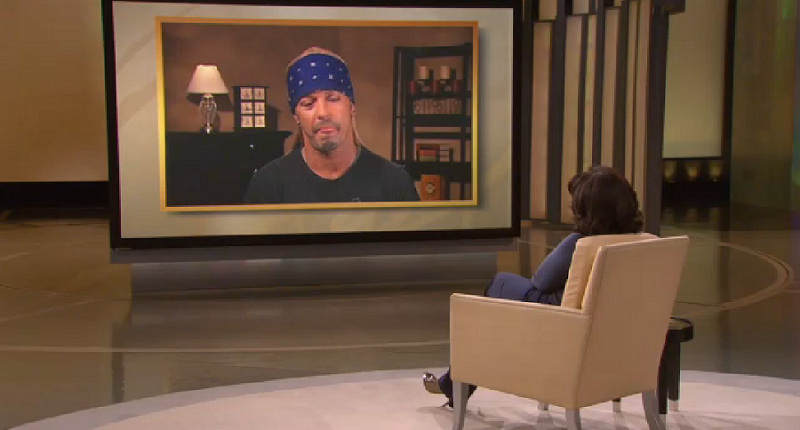 "Bret Michaels Is a Life Coach and a ""Drealist"" on Oprah's Lifeclass"