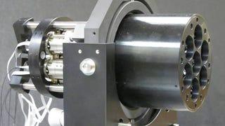 Así serán los primeros cañones láser para aviones de combate