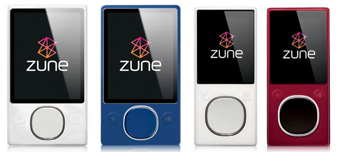 New Zune Colors Revealed in 3.0 Software