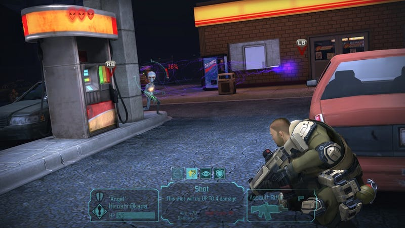 XCOM: Enemy Unknown is Trying to Feel A Lot Like The Original