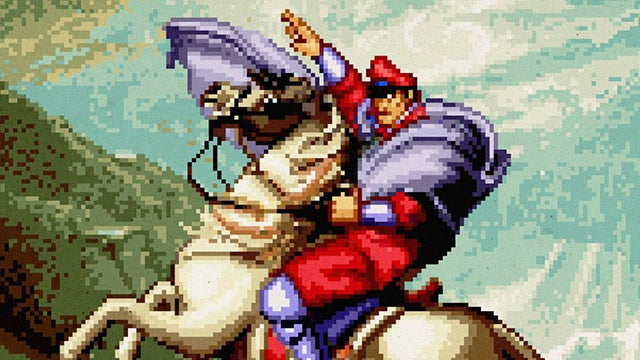 M. Bison Wants to Take Over the (Art) World