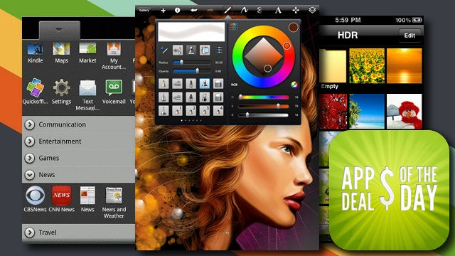 Daily App Deals: Sketch and Paint on Your iPad with SketchBook Pro, Now 40% Off