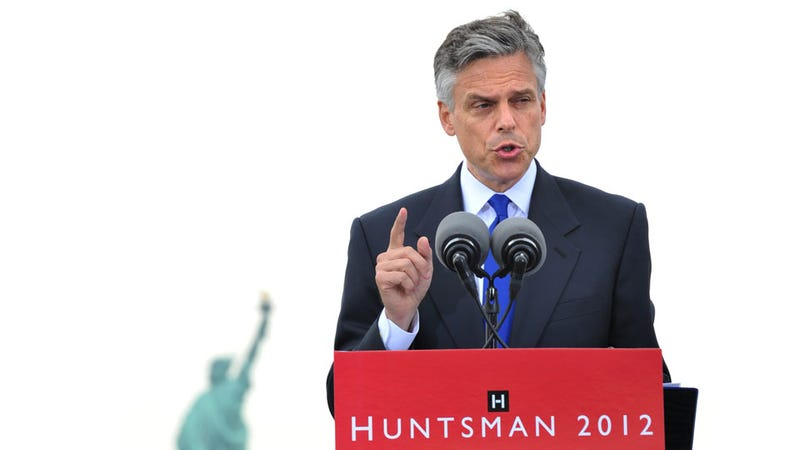 How Jon Huntsman Got His Hate Site Back