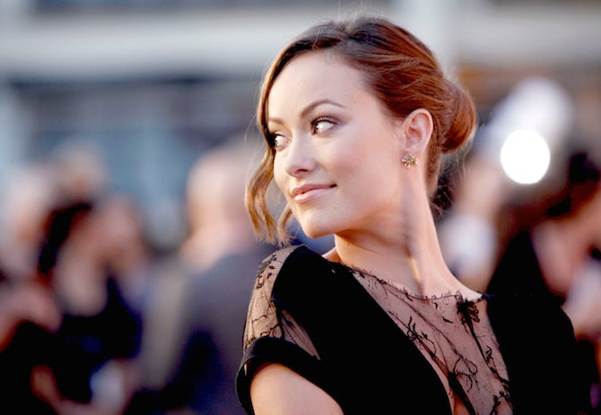 Olivia Wilde's Ass Is Too Nice for Her to Play a Writer