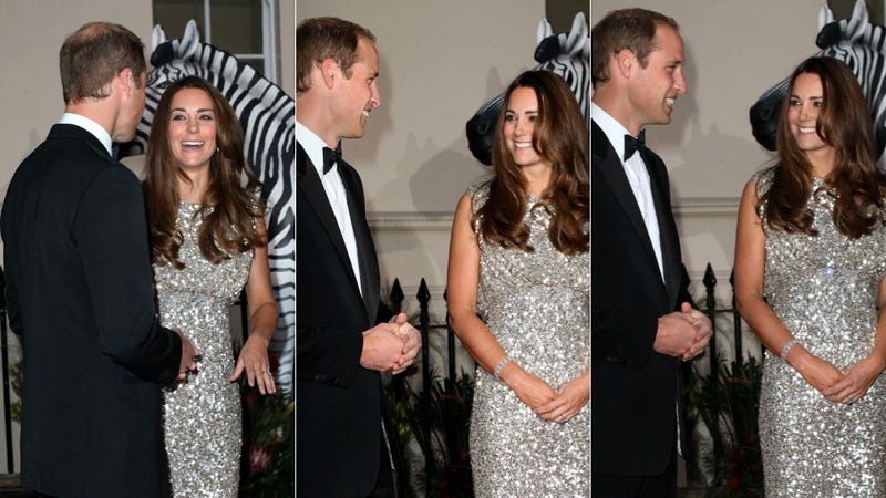 Never Doubt Kate Middleton's Commitment to Sparkle Motion