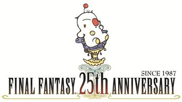 Square Would Like You To Celebrate the 25th Anniversary of Final Fantasy