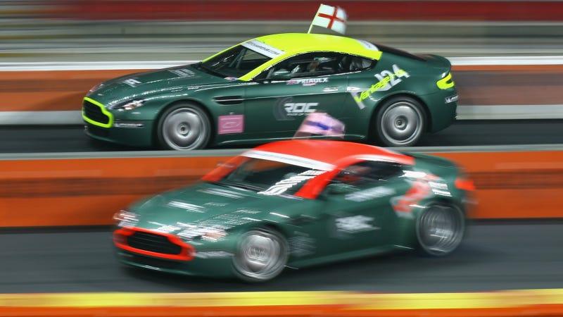 Weekend Motorsports Roundup: Dec. 15-16, 2012