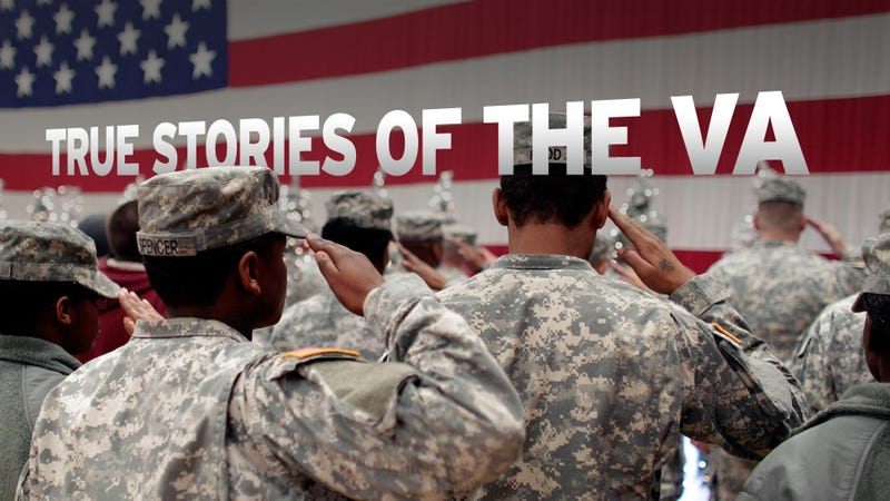 """True Stories From Veterans: """"My Name is Dominic, and I'm a Psycho"""""""