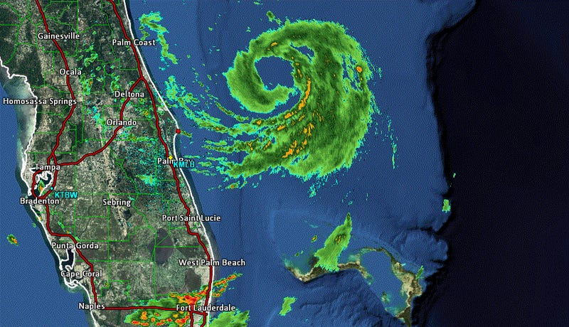 Hurricane Watches Issued as Arthur Strengthens and Closes in on N.C.