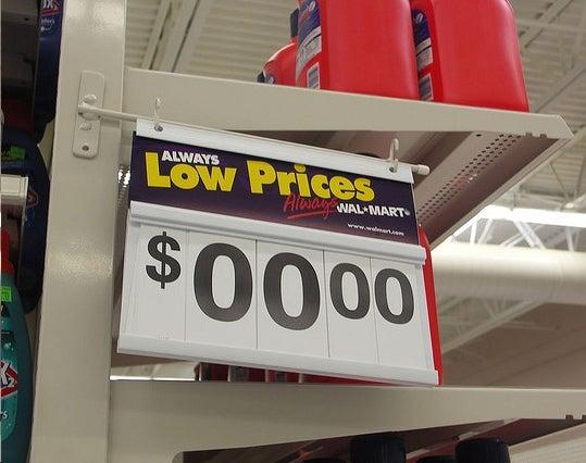 Wal-Mart Demands Even Cheaper Crap