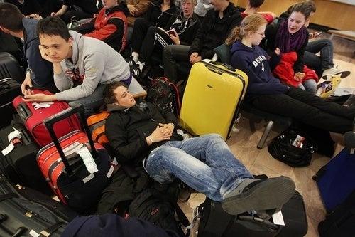 Being a Stranded Traveler Stinks—Literally