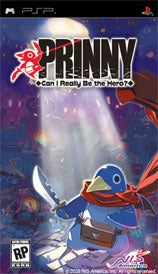 "Prinny Asks ""Can I Really Be the Hero?"" In English This February"