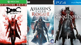 Sort of a theme! These games come out on March 10, March, 10, and March 24, respectively. No word on whether you get a discount if you buy them in one triple-trenchcoat pack.