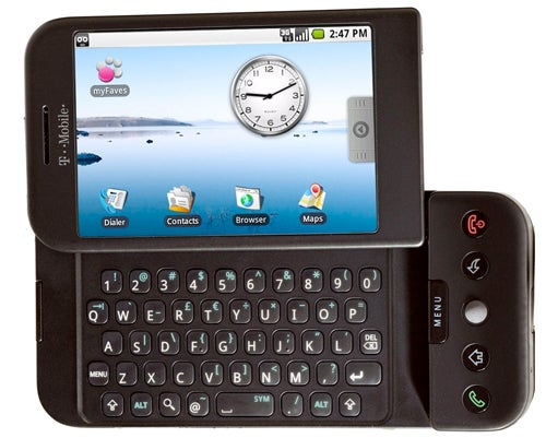 Rumor: HTC Android Phone With Slide-Out QWERTY Keypad Launching With T-Mobile?