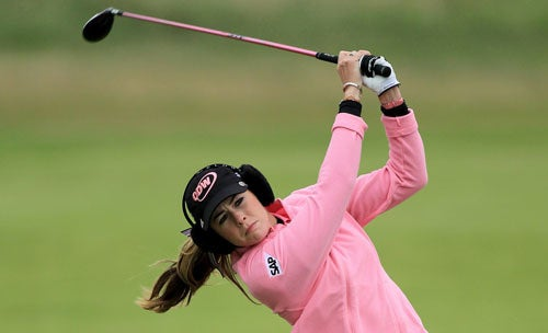 Paula Creamer Does It With Earmuffs
