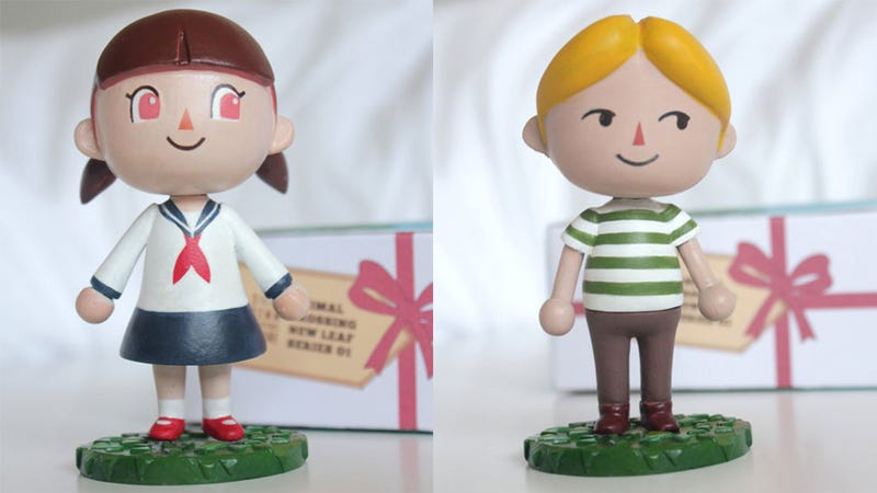 Have Your Animal Crossing Character Brought To Tiny Life