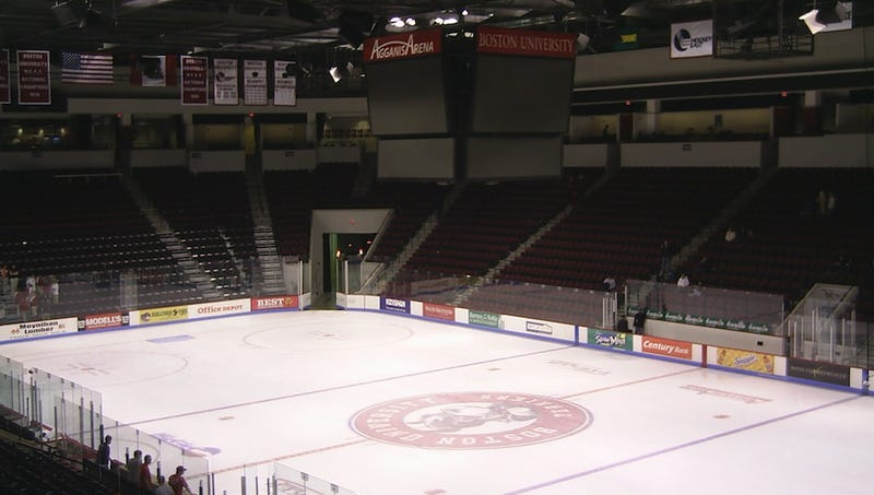 "BU Men's Hockey Team Will Try To Change Its ""Culture Of Sexual Entitlement"""