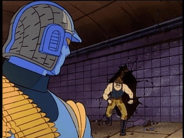 The Idiotic Day G.I. Joe and Cobra Took Their Fight From the Battlefield to the Football Field