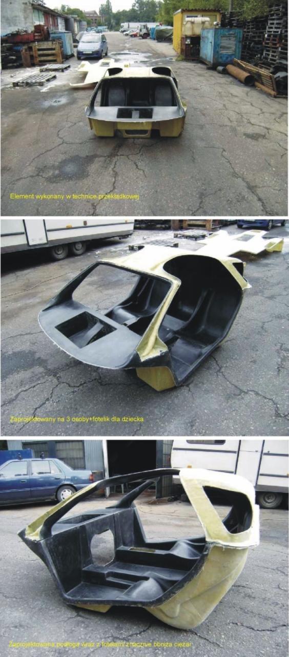 Polish Man Building McLaren F1 Super Car In Garage