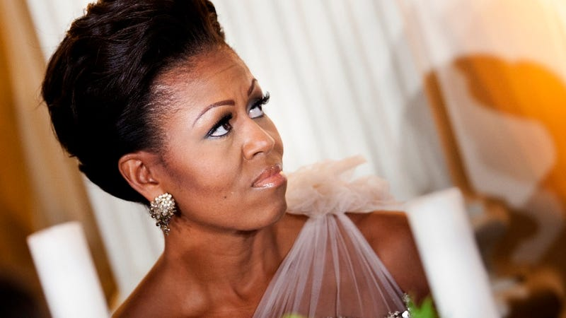 Rodeo Announcer Says Michelle Obama Belongs in National Geographic Magazine [Updated]