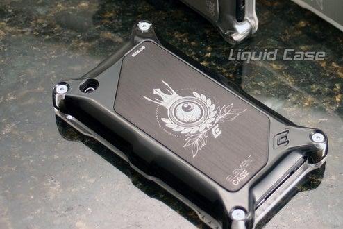 iPhone Elemental Liquid Edition Gaming Case Review: Metal Gear Liquid