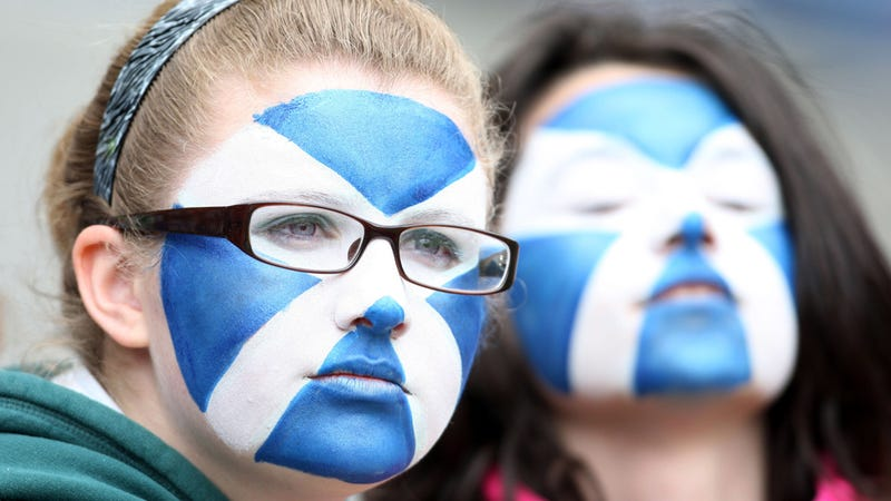 Scotland Contemplates Going Rogue: Vote on Independence Coming in 2014