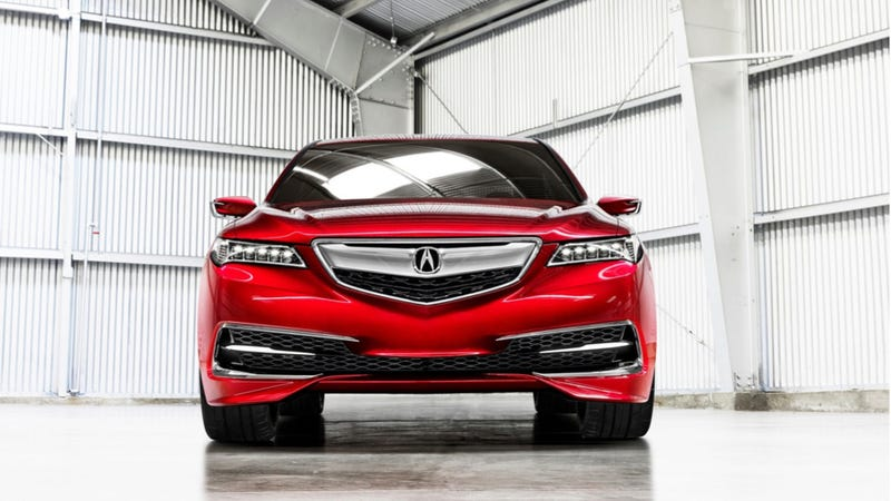 Acura Is Slowly Committing Suicide