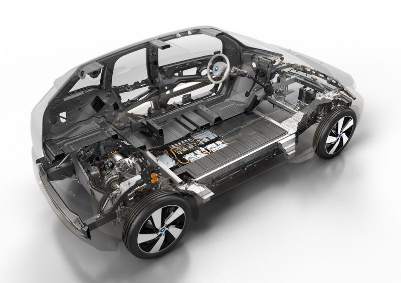How Engineers Plan To Make The BMW i3 Electric Car Fun