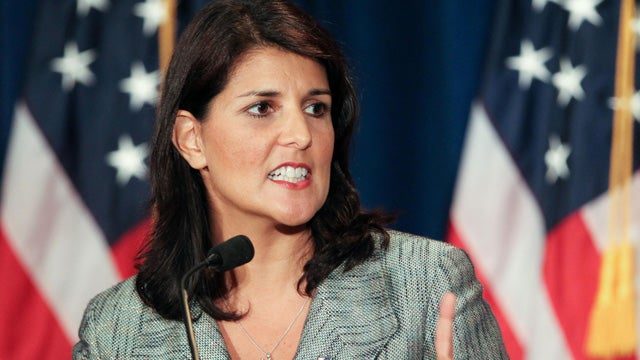 South Carolina Governor Orders State Workers to Be Extra Fake-Nice