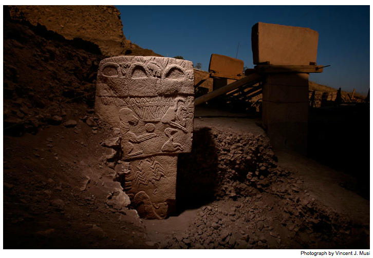 The mysterious remains of one of the world's first organized religions