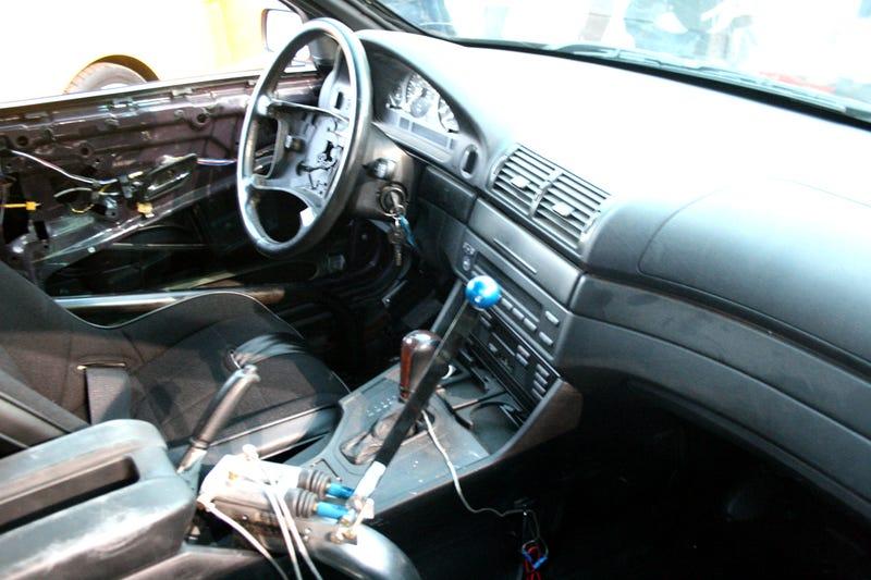 Letty's 2001 BMW M5