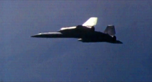 The Secret Film of the CIA Supersonic Spy Plane's First Flight