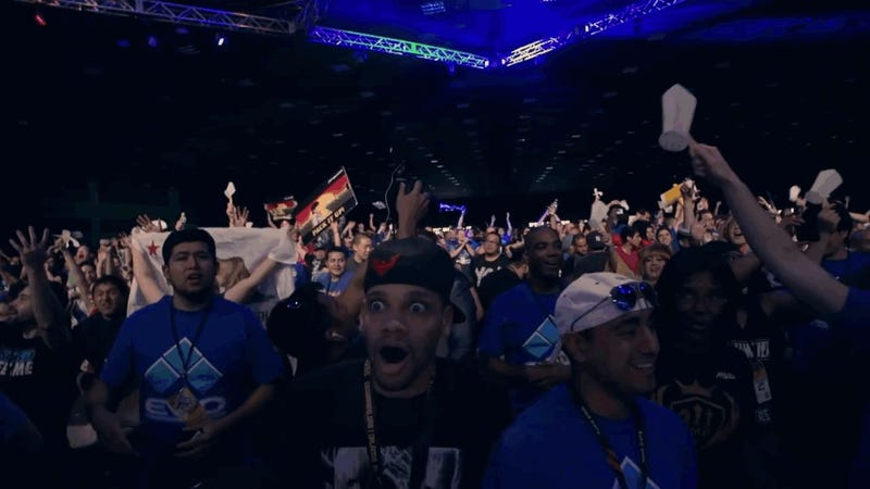 A Lovely Look Back at America's Biggest Fighting Game Tournament