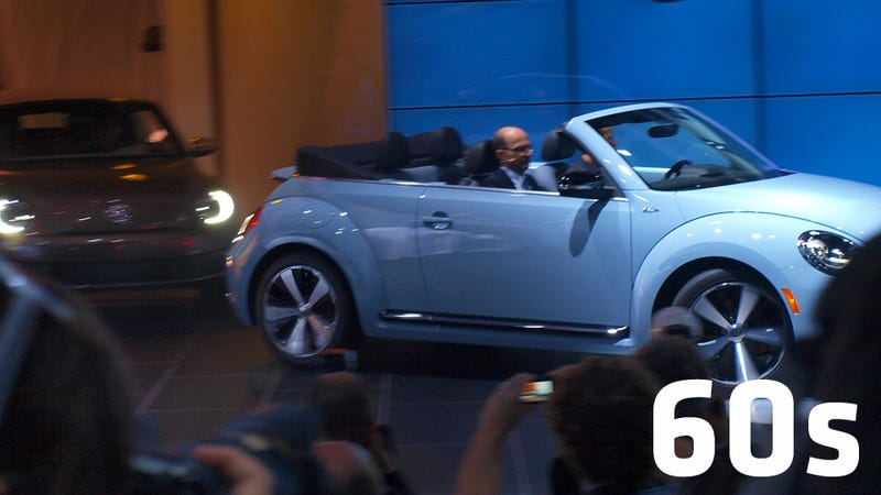 2013 VW Beetle Convertible: Time To Get Your Checkbook, Daddy