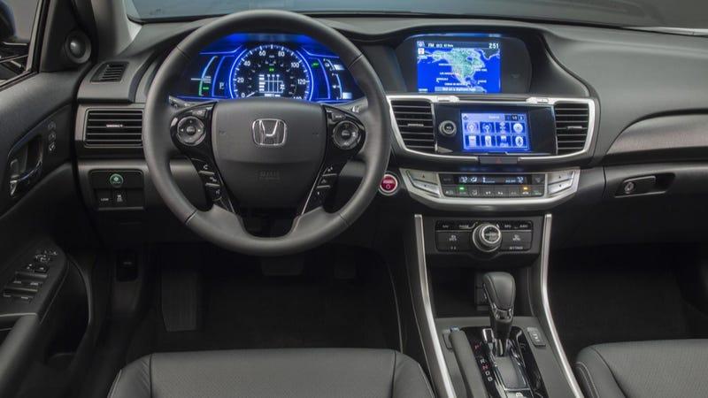 2014 Honda Accord Hybrid: This Is It